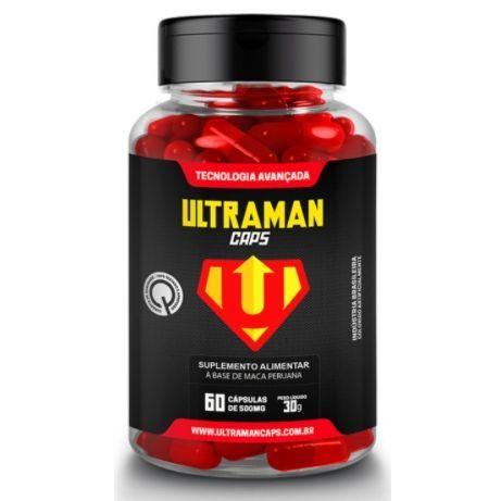 Ultra Man Caps