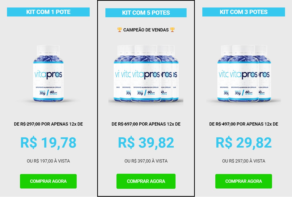 VitaPros Bula